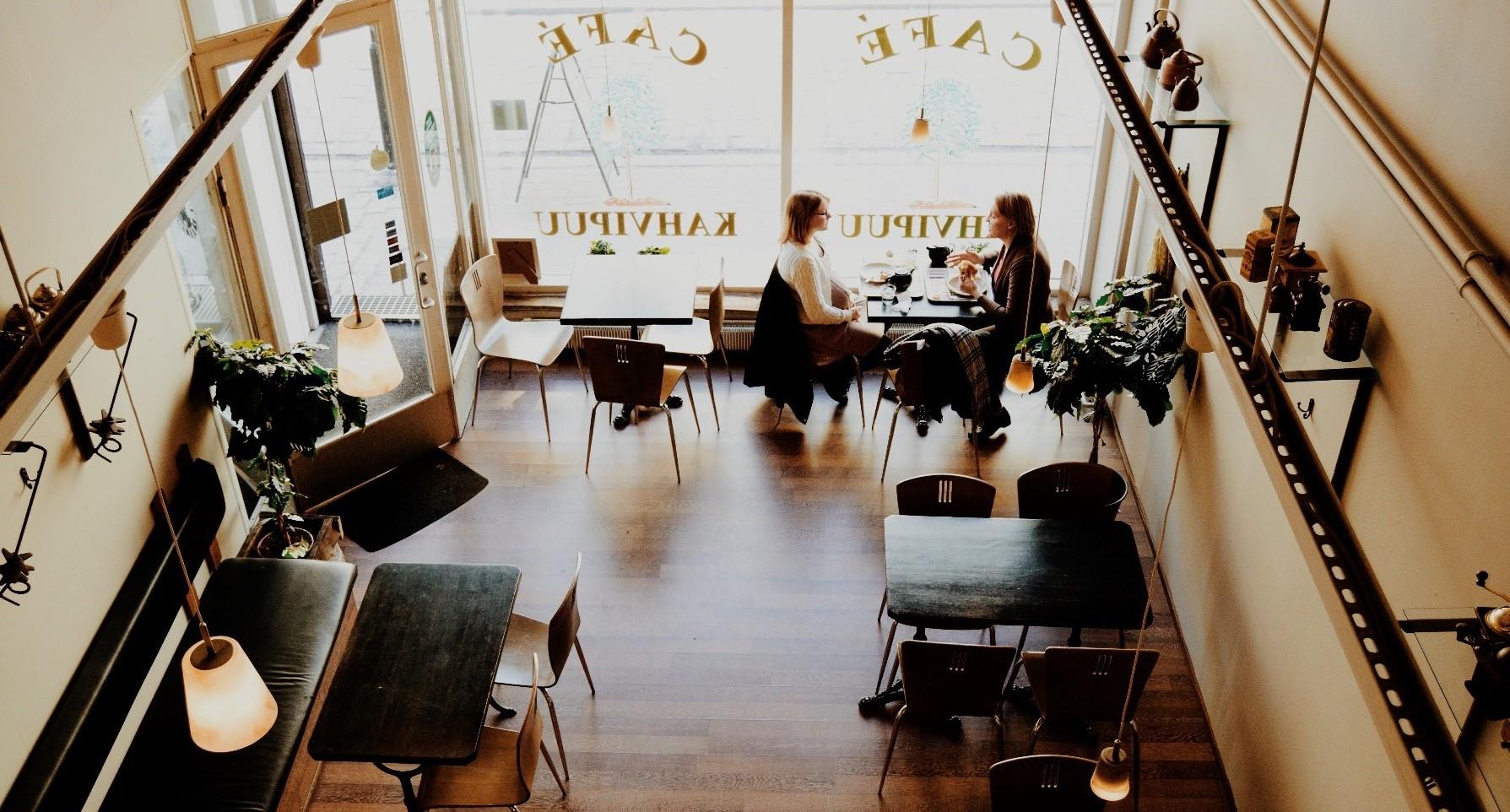 Cafe - Sized