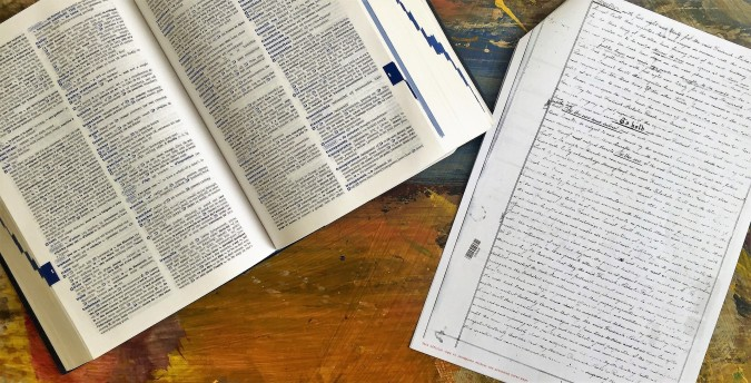 French Dictionary with legal document 2.1